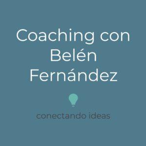 18. Coaching con Belén Fernández
